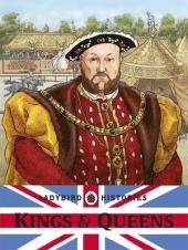 Ladybird Histories: Kings and Queens - фото обкладинки книги
