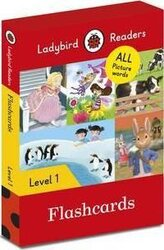 Ladybird Readers Level 1 Flashcards - фото обкладинки книги