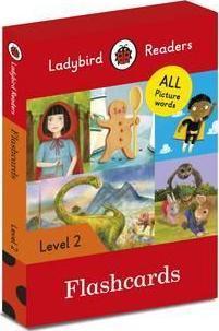 Ladybird Readers Level 2 Flashcards - фото книги