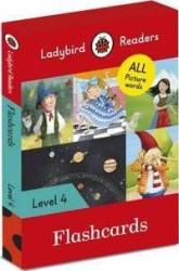 Ladybird Readers Level 4 Flashcards - фото обкладинки книги