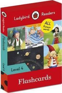 Ladybird Readers Level 4 Flashcards - фото книги