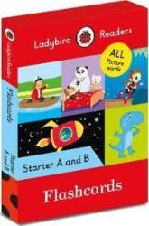 Ladybird Readers Starter Level Flashcards - фото обкладинки книги