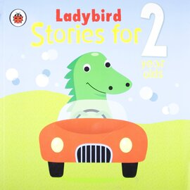 Ladybird Stories for 2 Year Olds - фото книги