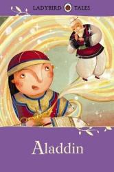 Ladybird Tales: Aladdin - фото обкладинки книги