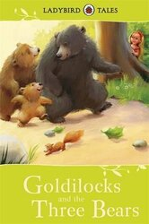 Ladybird Tales: Goldilocks and the Three Bears - фото обкладинки книги