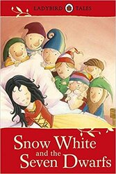 Ladybird Tales: Snow White and the Seven Dwarfs - фото обкладинки книги