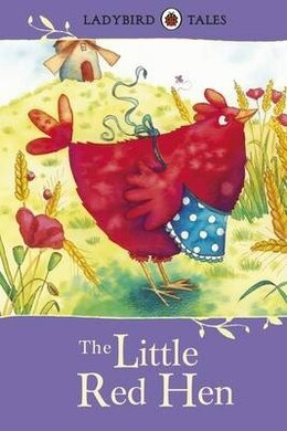 Ladybird Tales: The Little Red Hen - фото книги