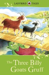 Ladybird Tales: The Three Billy Goats Gruff - фото обкладинки книги
