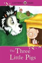 Ladybird Tales: The Three Little Pigs - фото обкладинки книги