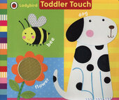 Ladybird Toddler Touch: First Words - фото обкладинки книги