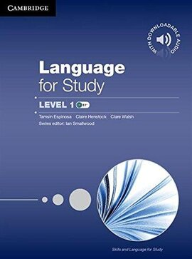 Підручник Language for Study Level 1 Student's Book with Downloadable Audio
