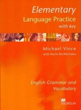 Language Practice New Elementary - фото книги