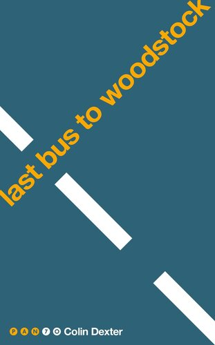 Книга Last Bus to Woodstock
