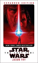 Last Jedi. Star Wars. Expanded Edition - фото обкладинки книги
