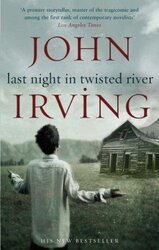 Last Night in Twisted River - фото обкладинки книги