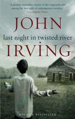 Last Night in Twisted River - фото книги