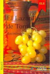 Lecturas Clasicas Graduadas - Level 1: El Lazarillo De Tormes - фото обкладинки книги