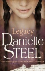 Legacy - фото обкладинки книги