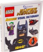 LEGO Batman Visual Dictionary LEGO DC Universe Super Heroes - фото обкладинки книги