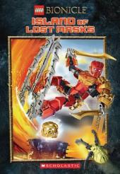 LEGO BIONICLE: Island of Lost Masks - фото обкладинки книги