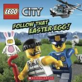 LEGO CITY: Follow That Easter Egg! - фото обкладинки книги