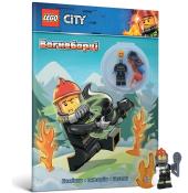 LEGO City. Вогнеборці - фото обкладинки книги
