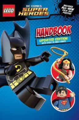 LEGO DC SUPERHEROES: Handbook - фото книги