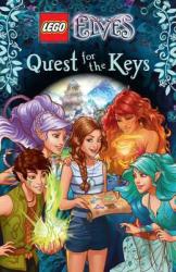 LEGO ELVES: Quest for the Keys - фото обкладинки книги