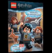 LEGO Гаррі Поттер. Книжка зі стікерами - фото обкладинки книги