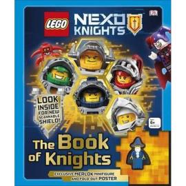 LEGO NEXO KNIGHTS The Book of Knights : Includes Exclusive Merlok Minifigure - фото книги