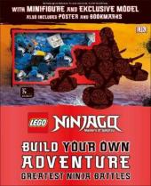 LEGO NINJAGO Build Your Own Adventure Greatest Ninja Battles : with minifigure and exclusive Model - фото обкладинки книги