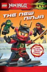 Lego Ninjago: New Ninja - фото обкладинки книги