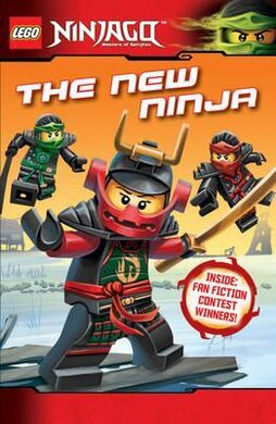 Lego Ninjago: New Ninja - фото книги
