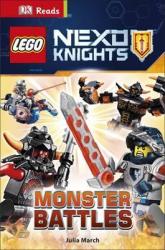 LEGO (R) NEXO KNIGHTS Monster Battles - фото обкладинки книги