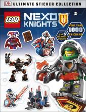 LEGO (R) NEXO KNIGHTS Ultimate Factivity Collection - фото обкладинки книги