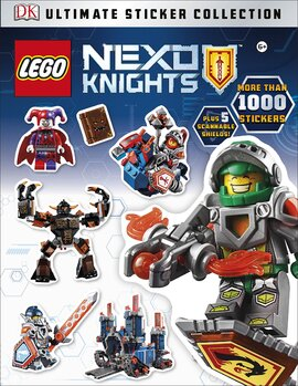 LEGO (R) NEXO KNIGHTS Ultimate Factivity Collection - фото книги
