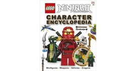 LEGO (R) Ninjago Character Encyclopedia : Includes Green Ninja FX minifigure - фото книги