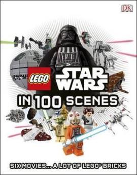 LEGO (R) Star Wars in 100 Scenes : Six Movies... A Lot of LEGO (R) Bricks - фото книги