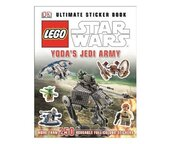 LEGO (R) Star Wars (TM) Yoda's Jedi Army Ultimate Sticker Book - фото обкладинки книги