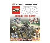 LEGO (R) Star Wars (TM) Yoda's Jedi Army Ultimate Sticker Book - фото обкладинки книги