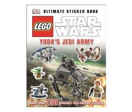 LEGO (R) Star Wars (TM) Yoda's Jedi Army Ultimate Sticker Book - фото книги