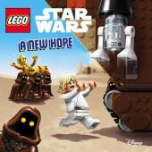 Lego Star Wars: A New Hope - фото обкладинки книги