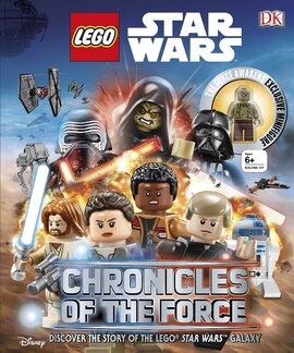 LEGO Star Wars: Chronicles of the Force - фото книги