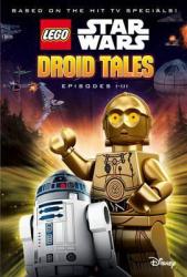 Lego Star Wars: Droid Tales - фото обкладинки книги