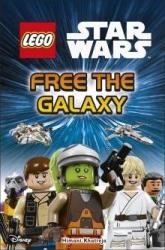LEGO Star Wars Free the Galaxy - фото обкладинки книги