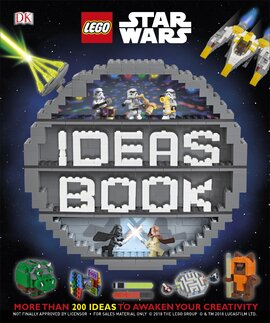 LEGO Star Wars Ideas Book : More than 200 Games, Activities, and Building Ideas - фото книги