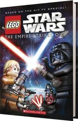 Lego Star Wars: The Empire Strikes Out - фото обкладинки книги