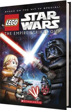 Lego Star Wars: The Empire Strikes Out - фото книги