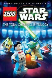 Lego Star Wars: the Yoda Chronicles Trilogy - фото обкладинки книги