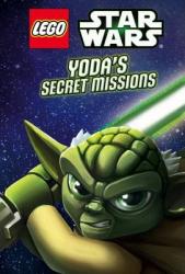 Lego Star Wars: Yoda's Secret Missions - фото обкладинки книги